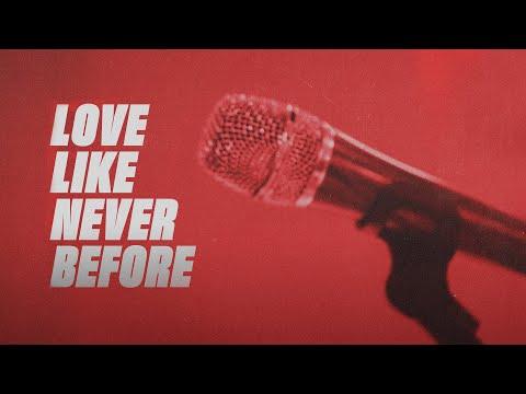 Glenn Fredly - Like Never Before (Official Lyric Video)