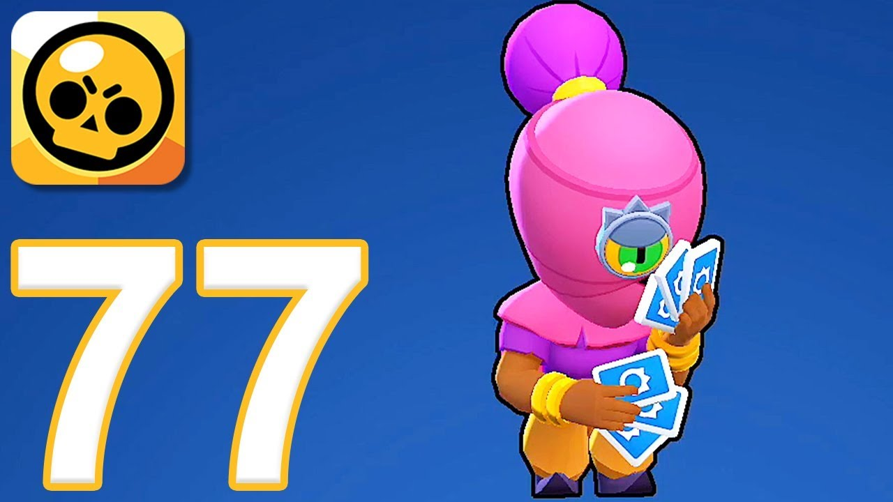 Brawl Stars Gameplay Walkthrough Part 77 Tara Ios