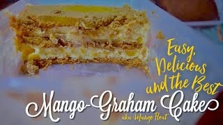 EASY MANGO FLOAT RECIPE PANG NEGOSYO WITH COSTING