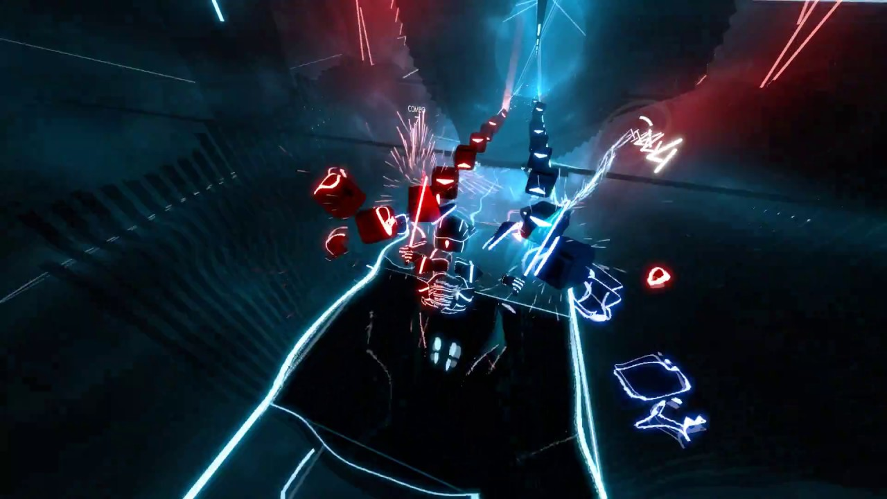 Beat Saber Mod Third person with No Cam