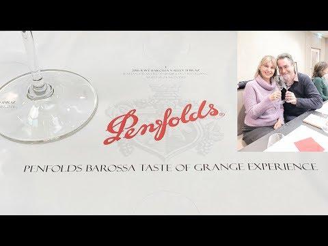 Penfolds Barossa Taste Of Grange Experience