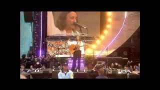 Give a Little Bit Princess Di Concert Roger Hodgson - Supertramp co-founder