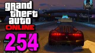 Grand Theft Auto 5 Multiplayer - Part 254 - High Speed Race! (GTA Online Let