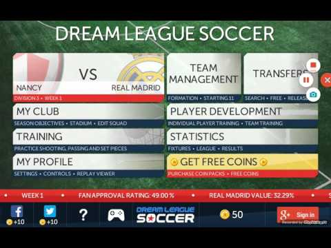 Dream league soccer logo url yapımı.