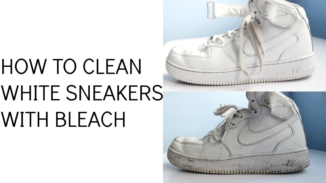 What Can I Use To Clean My Jordan Shoes