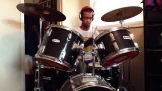 Martha Munizzi Featuring Israel Houghton - New Season (Drum Cover)