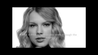 Fifteen Taylor Swift lyrics