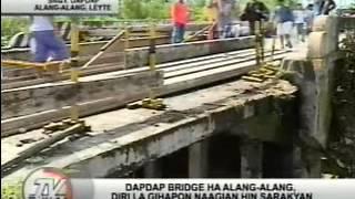 TV Patrol Tacloban - January 5, 2015