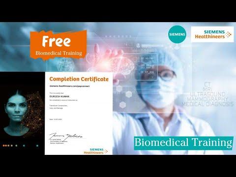 ||#free Online||#Biomedical Training ||#Siemens Healthineers||