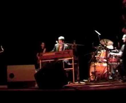 Hammond Organ/Mauri Sanchis Band Live -COOKIN