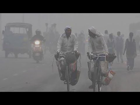 New Delhi pollution hits dangerous level, doctors declare health emergency