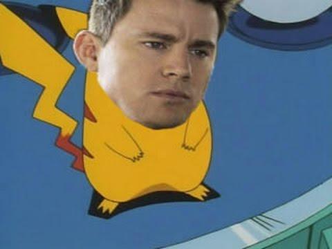 My name is Jeff - Pokemon