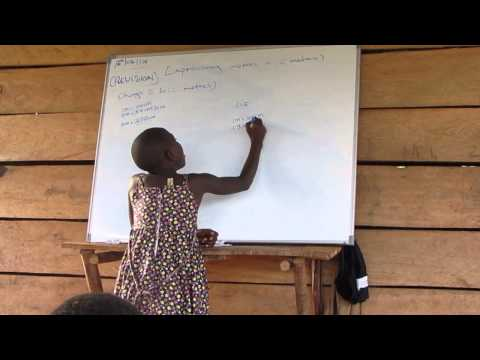 Connect Africa - Sunday Tutoring