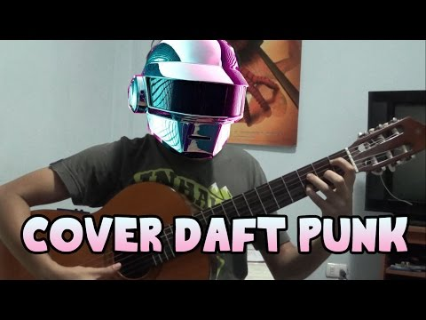Something About Us | Daft Punk (Cover En...