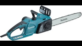 Chain electric saws makita uc4041