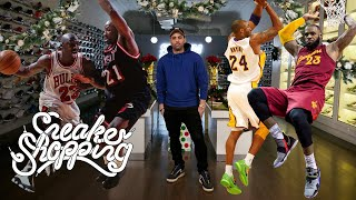 Joe La Puma Hosts The NBA Christmas Day Sneaker Shopping Special