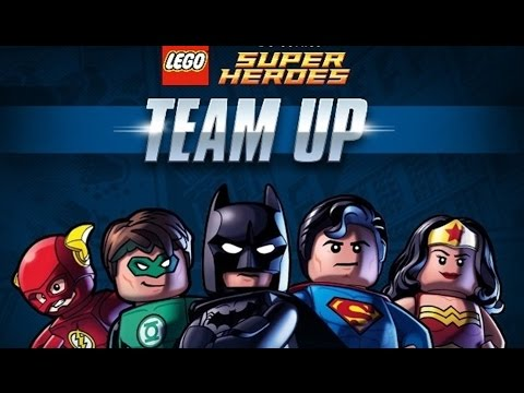 LEGO® DC Super Heroes - Android Gameplay HD