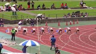 2018西日本インカレ陸上 女子100m タイムレース1~7 水野瑛 検索動画 6