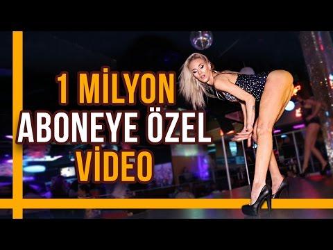 🕶  1 Milyon Aboneye Özel 💄 💋  👠  💃
