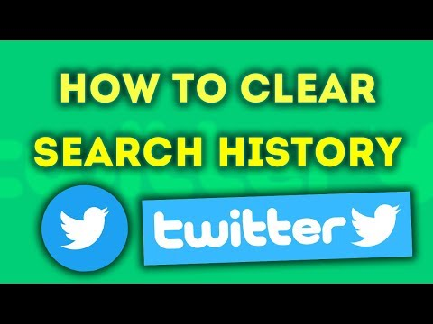 How to Clear Search History on Twitter App? on iOS/Android [2017]