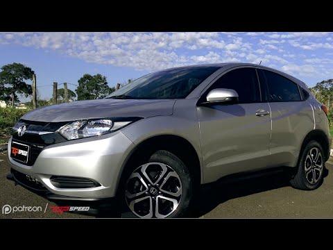 Avaliação Honda HR-V LX CVT | Canal Top Speed