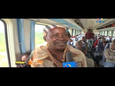 The joys, frustrations and memories of Madaraka Express passengers - Train of Tales