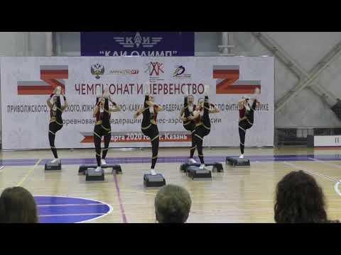 """Команда """"Секрет"""" (полуфинал). 08.03.2020"""