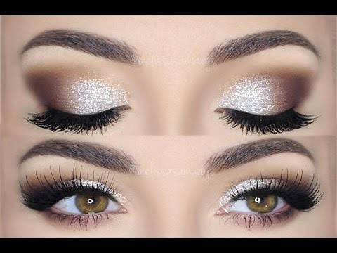 Glitter Pearl Makeup Tutorial