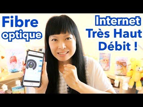 PETIT BONHEUR #33 J'ai la fibre optique !! Internet très haut débit, ma nécessité, ma liberté