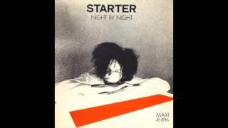 Starter - Night By Night (1986) Synthpop, Italo Disco