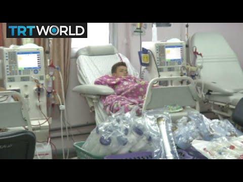 Gaza Medical Crisis: Israeli blockade leaves patients vulnerable