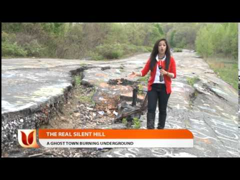 Centralia The Real Silent Hill Youtube