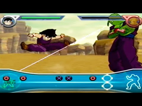DBZ Infinite World Saiyan Saga All Dragon Missions #1
