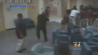 Officer Charged In Juvenile Detention Center Beating Death