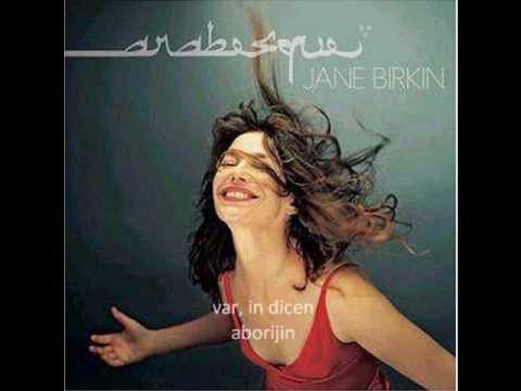 Jane Birkin - haine pour aime (türkçe altyazılı)