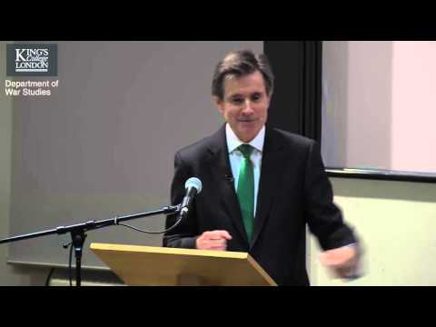 The Limits of Security - Sir John Sawers, 2015 War Studies Annual ...