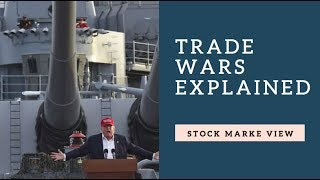 STOCK MARKET NEWS - TRADE WAR BEGINS