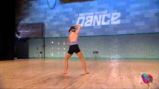 Jessica Richens SYTYCD Audtion Season 11   2014