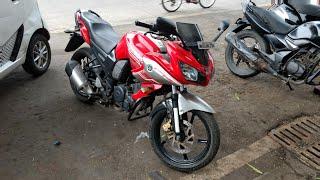Buying new tyres for Dad's Yamaha Fazer | Motorcycle Shopping | Motovlog Mumbai