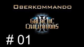 Galactic Civilizations 3 - Die Kampagne #1 - Oberkommando (Let