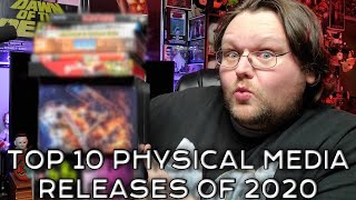 Top 10 Physical Media Releases of 2020