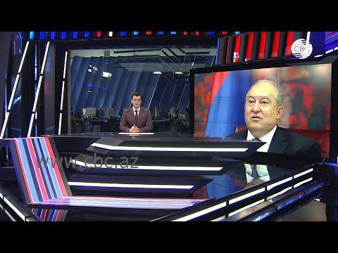 В Армении возбуждено дело против президента страны Армена Саркисяна из-за двойного гражданства