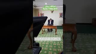 Download Video JADWAL PUASA 2018, jatuh pada hari KAMIS oleh bapak menteri AGAMA MP3 3GP MP4