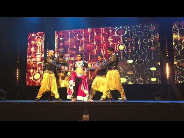 IBFA AWARDS 2017 | Sambhavna Seth Full Dance Performance in London