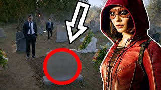 Who is in the Grave? - Arrow Season 4
