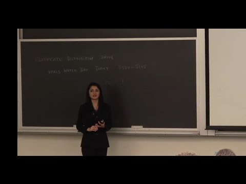 Module 4 Lecture 3: Policy Analysis and Conflict Negotiation(Laila Kasuri)
