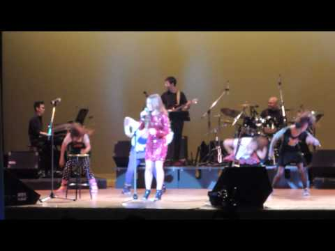 Connie Talbot - Gravity, Concert in HK 25/11/2014
