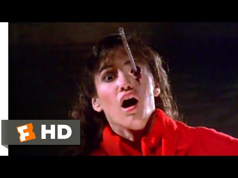 Friday The 13th Part 3 - Speargun Kill Scene (3/10) | Movieclips