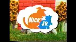 Nick Jr. Commercials (April 12, 2001)