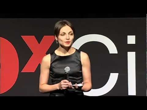 Transforming perceptions of classical music through live performance: Tatiana Berman at TEDxCincy